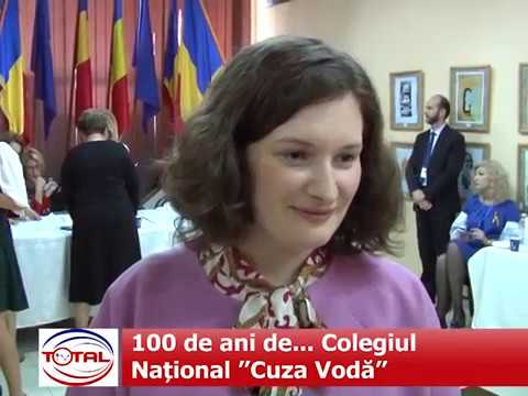 """100 de ani de… Colegiul Național """"Cuza Vodă"""" Huși"""