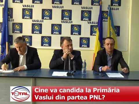 Cine va candida la Primăria Vaslui din partea PNL?