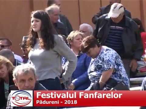 Festivalul Fanfarelor – Pădureni 2018