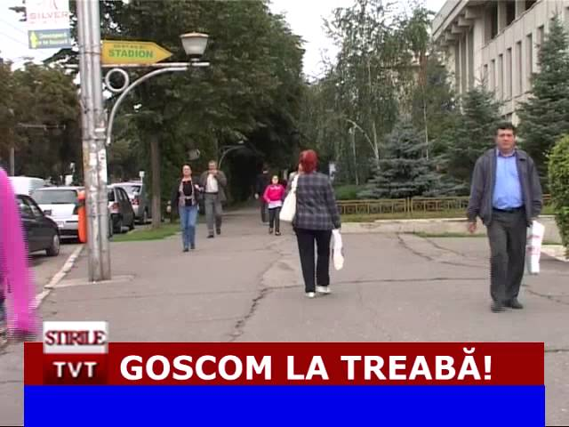 GOSCOM LA TRABA!