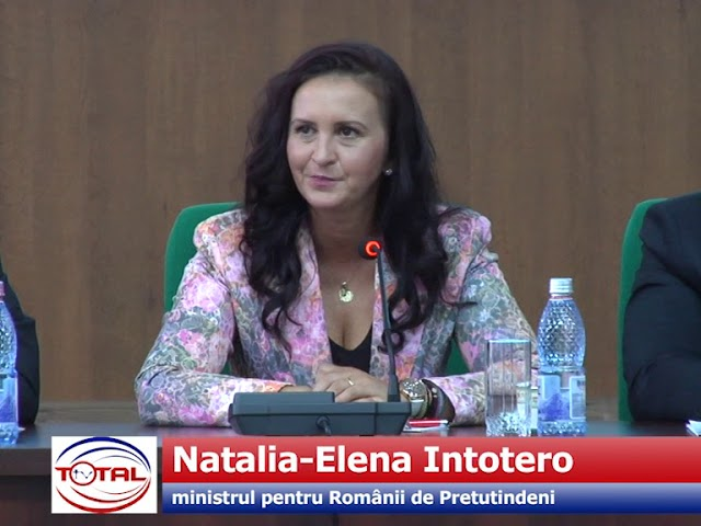 Ministrul Românilor de Pretutindeni, la Vaslui