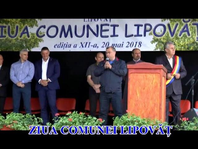 ZIUA COMUNEI LIPOVAT