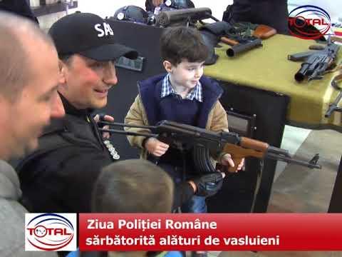 Ziua Poliției Române sărbătorită alături de vasluieni