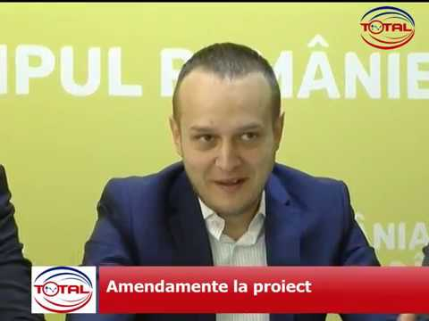 Amendamente la proiect