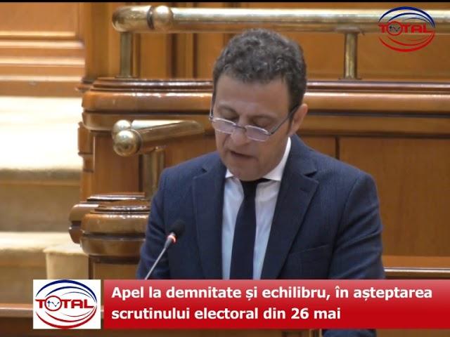Apel la demnitate și echilibru, în așteptarea scrutinului electoral din 26 mai