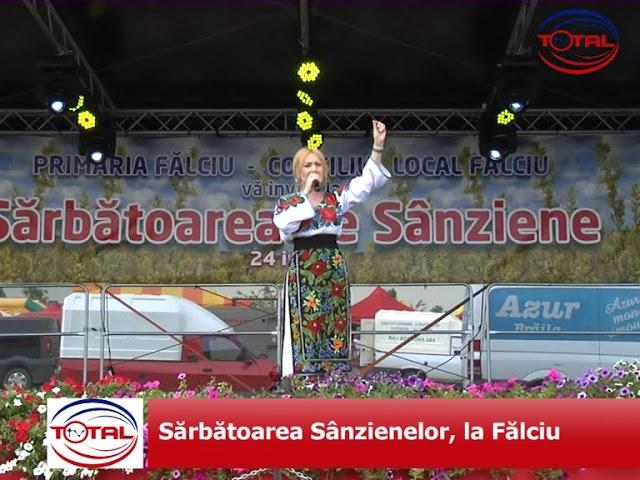 VIDEO: Sărbătoarea Sânzienelor, la Fălciu