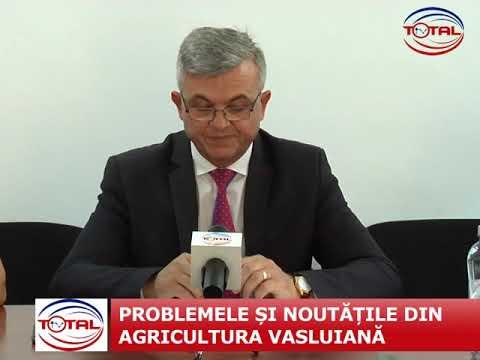 VIDEO: PROBLEMELE ȘI NOUTĂȚILE DIN AGRICULTURA VASLUIANĂ
