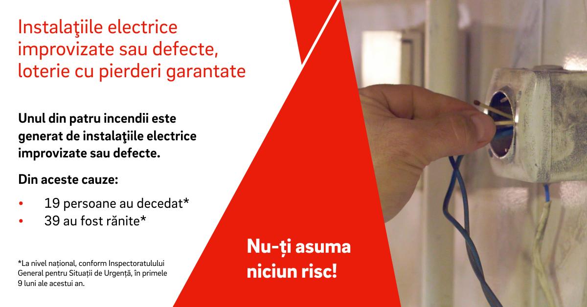 Utilizarea instalatiilor si surselor de incalzire electrice