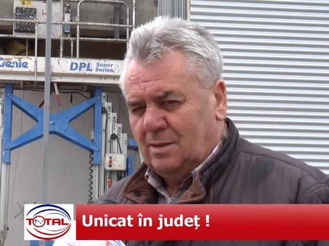 VIDEO: Unicat în județ!