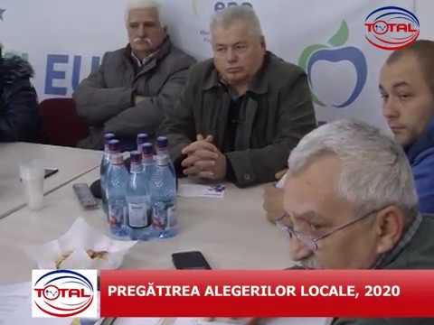 VIDEO: PREGĂTIREA ALEGERILOR LOCALE, 2020