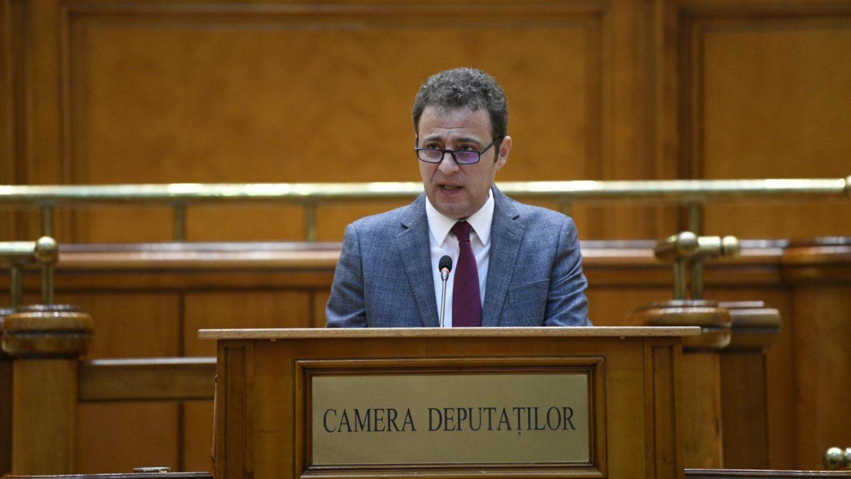 Daniel Olteanu – Parlament