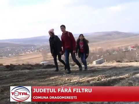 VIDEO: JUDEȚUL FĂRĂ FILTRU – COMUNA DRAGOMIREȘTI