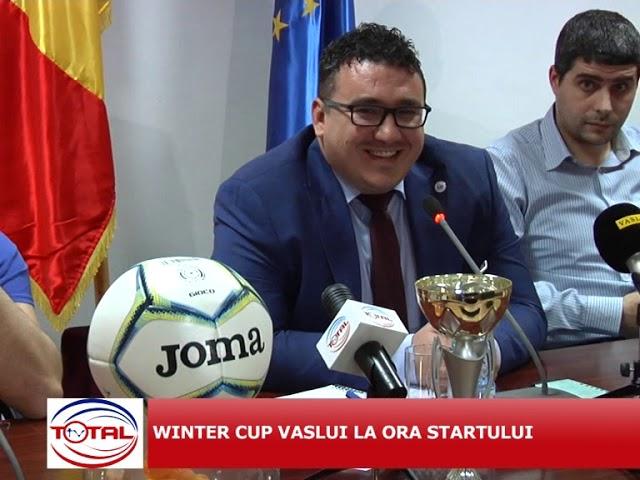 VIDEO: WINTER CUP VASLUI LA ORA STARTULUI