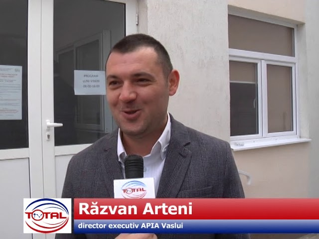 VIDEO//Sediu nou Centrul Local APIA Murgeni