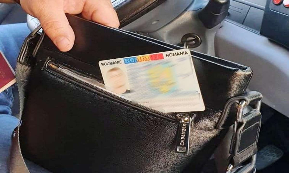 Fals de 100 de euro descoperit la controlul de frontieră1
