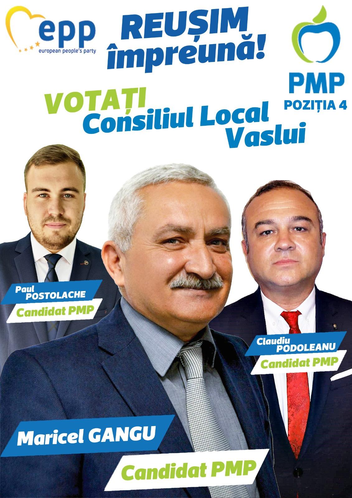 PMP Vaslui